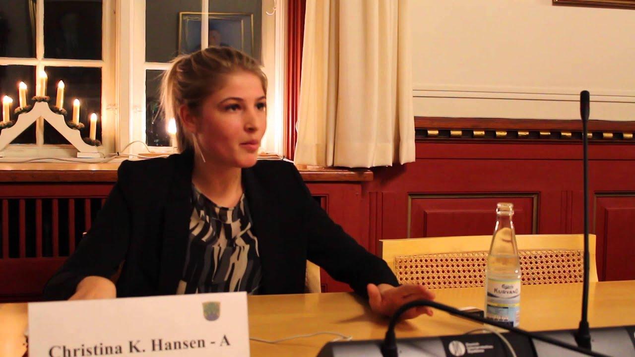 Christina Krzyrosiak Hansen - Socialdemokraterne / DSU