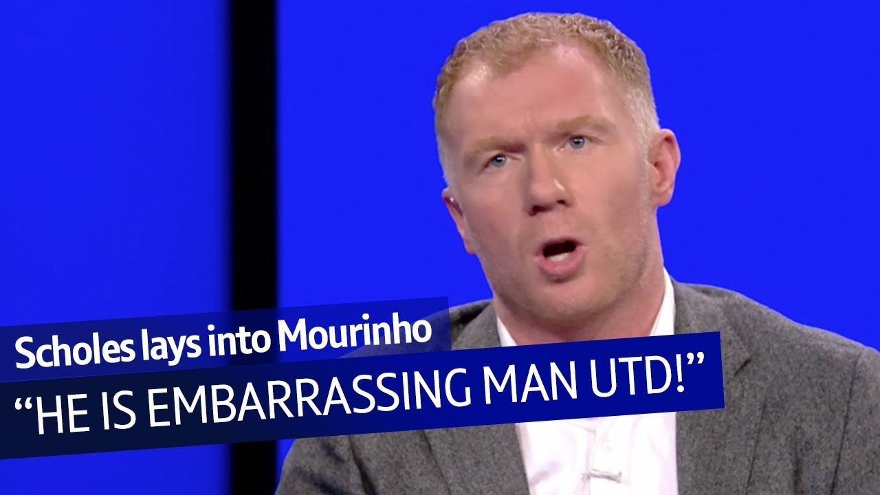 Paul Scholes on Mourinho: