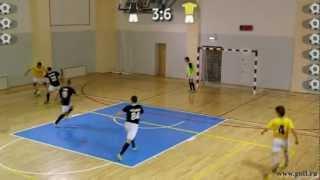 Нижний Новгород.Мини-футбол.Беркут 6-9 Бюро К