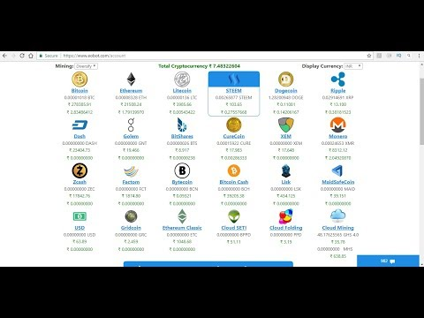 How to work cryptocurrency Mining    How to use Cryptocurrency In different sector Hindi 2017