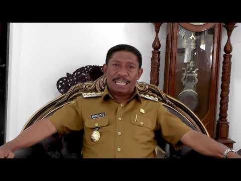 VIDEO HIMBAUAN BUPATI ENDE PADA PEMILU 2019