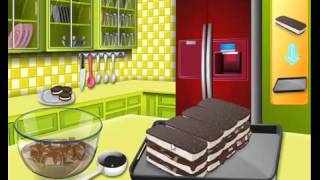 Кухня Сары  Готовим торт мороженое
