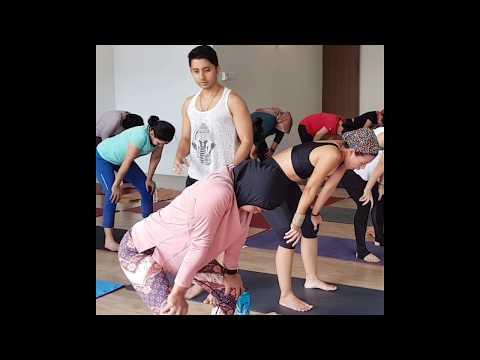 Real Yoga Jakarta - Master Saumik Hatha Basic Class