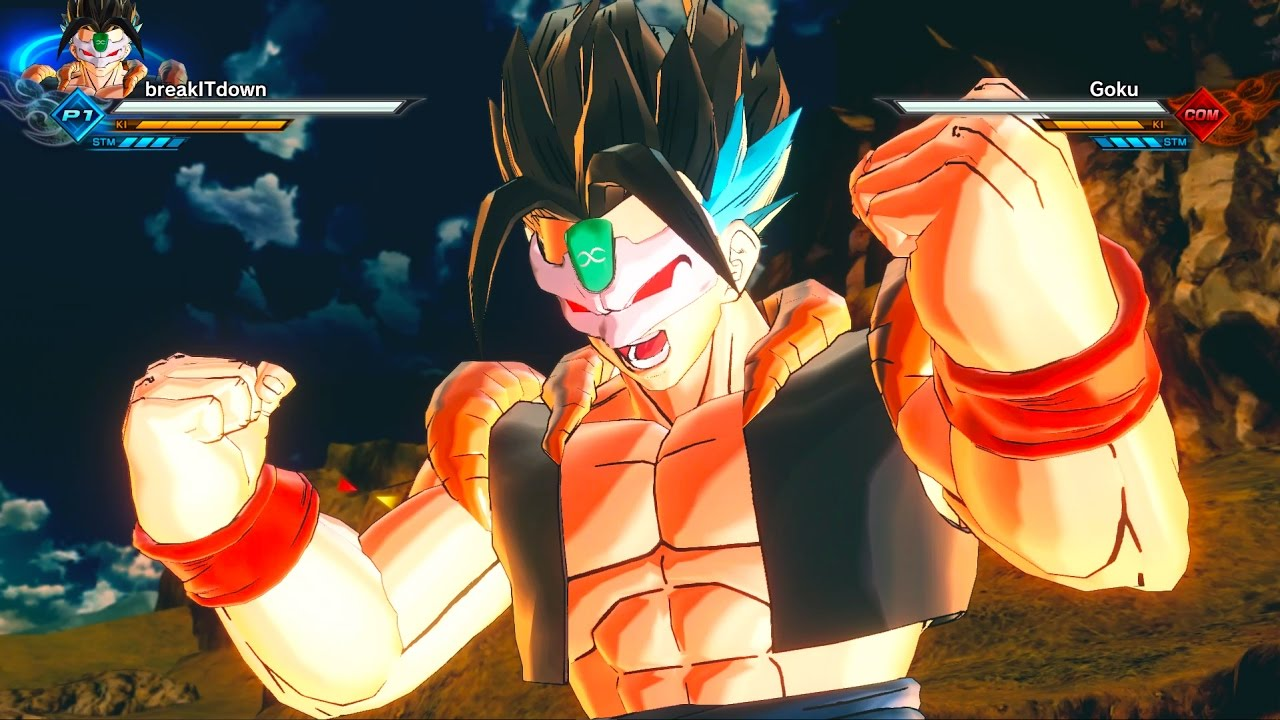 Dragon Ball Xenoverse 2 Time Breaker Mask Accessory for CaC   Xenoverse 2  MODS