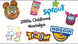 2000s Childhood Throwbacks *NOSTALGIA*