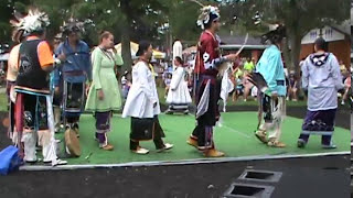 Iroquois Indians Dance