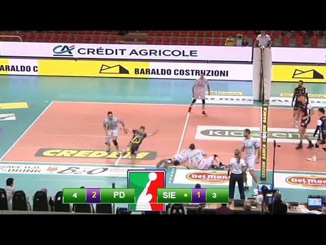 Volley: Santiago Danani, che prodezza!