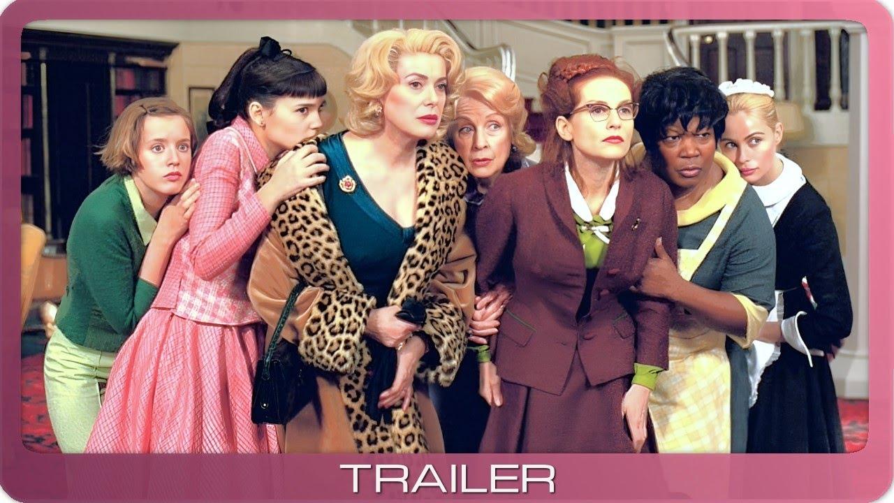 8 Frauen ≣ 2002 ≣ Trailer