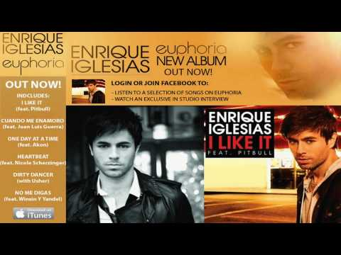 Enrique Iglesias Feat Pitbull - I Like It |Download|Lyrics|Full|HQ|