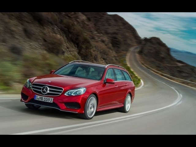 2014 Mercedes Benz E Class Review Engine Power Transmission