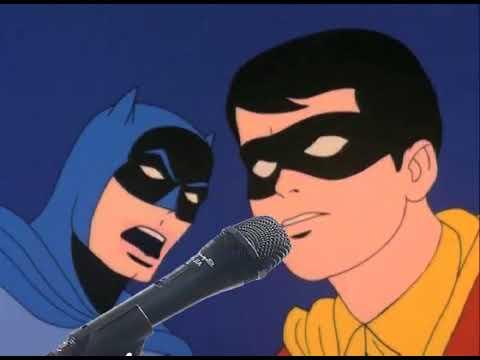 Comic Book Karaoke Lounge 03 - Bathemian Rhapsody