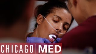 Drug Mule Surgery Goes Wrong | Chicago Med