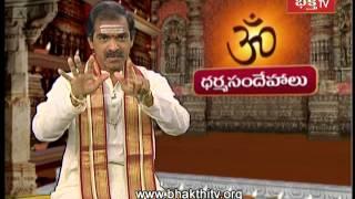 Significance of Kanyadanam   Dharma sandehalu - Episode 432_Part 2