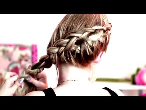 Frisuren Für Lange Haare Zum Selber Machen Für Die Schule Part 4 | Frisur Lange Haare