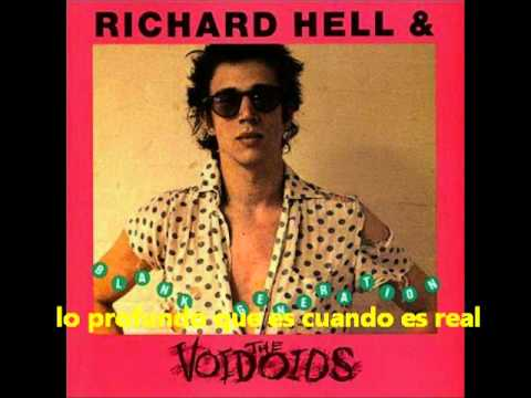 All The Way - Richard Hell & The Voidoids (subtitulada) mp3
