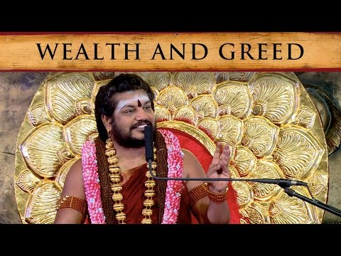 Attracting Wealth Q&A - on Greed, Desire for Wealth