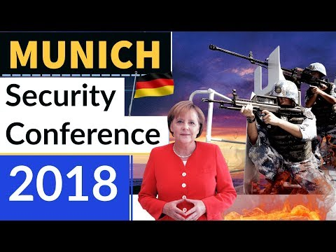 Munich Security Conference 2018 - NATO Funding Issue - Is Trump Right? Current Affairs 2018