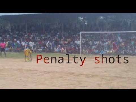 Subdega vs St John's School Ranchi || penalty (Semifinal 2013)