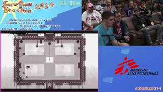 Summer Games Done Quick 2014 - Part 59 - Super Meat Boy