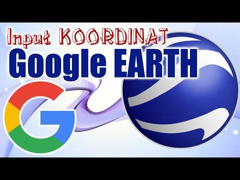 Cara Memasukkan Koordinat ke Google Earth. Jangan Lupa Support Channel ini ya. Terima Kasih, Semoga .