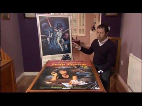 Investigates Imitation Film Posters