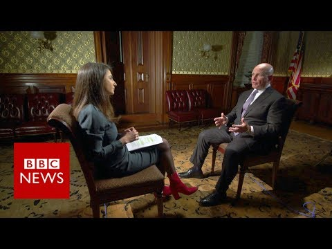 Full interview: Trump National Security Adviser HR McMaster talks to the BBC