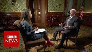 Full interview: Trump National Security Adviser HR McMaster talks to the BBC's Yalda Hakim- BBC News