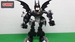 Lego Robot Batman siêu anh hùng người dơi - đồ chơi trẻ em - Super hero toy for kid