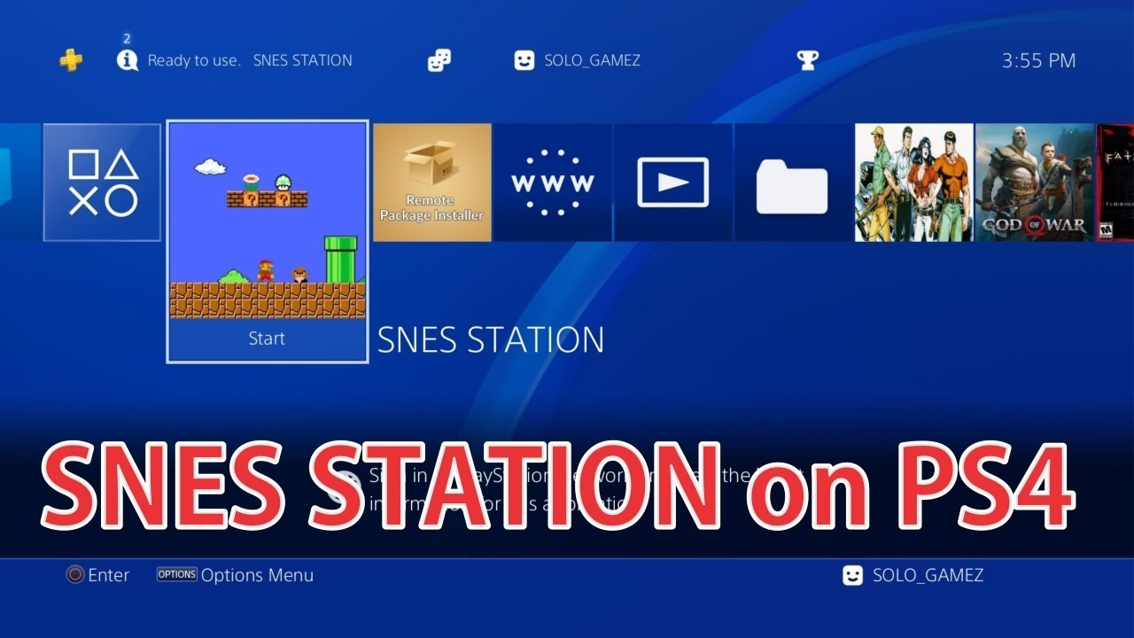 PS4 PKG Store: PlayStation 4 Homebrew Package Store by Toxxic407