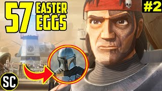 Star Wars: BAD BATCH 1x02: Every EASTER EGG + Mandalorian Connection EXPLAINED | Full BREAKDOWN