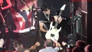 Steve Vai - Taurus Bulba Live Vicar St Dublin Ireland 04 Dec 2012