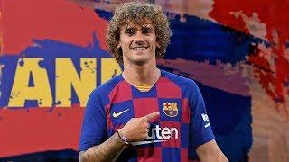 (OFFICIAL) Griezmann Welcome To Barcelona! Confirmed & Rumours Summer Transfers 2019 |HD