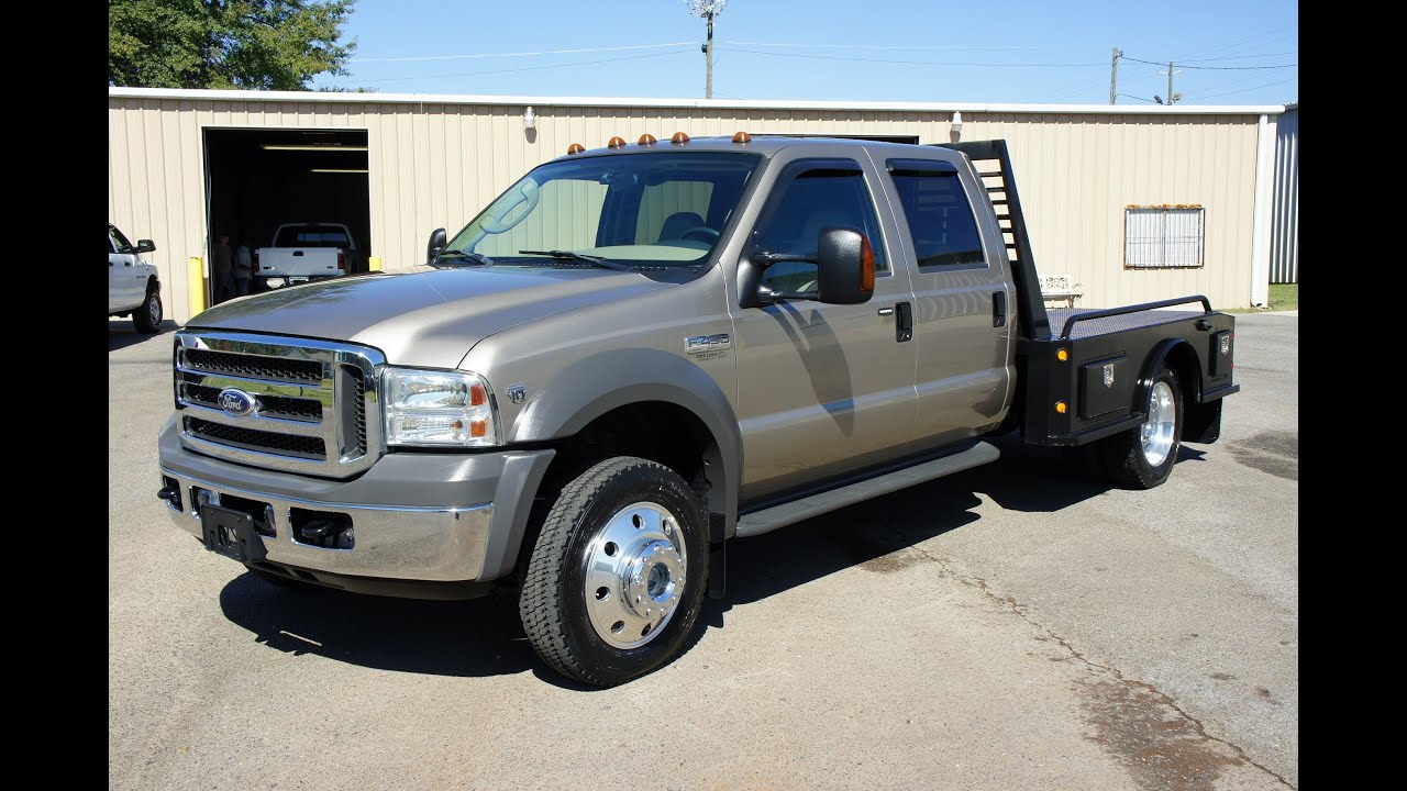2005 ford f 450 4x4 lariat 4k miles for sale youtube. Black Bedroom Furniture Sets. Home Design Ideas