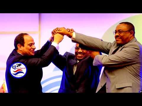 DEG DEG Khilaafkii Masar Iyo Ethiopia ee Wabiga Nile oo Cirka Isku Shareeray