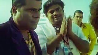 Ashish Vidyarthi Tries To Scare Malashri
