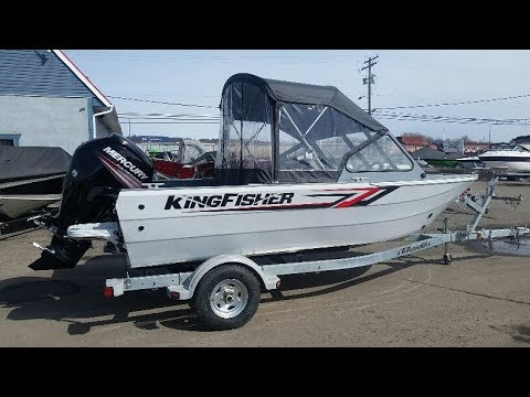 2018 Kingfisher 1625 Falcon XL