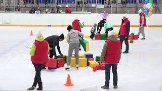 Семеро по лавкам на коньках