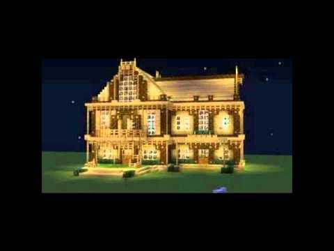 Les Plus Belle Maison De Minecraft 1 Youtube