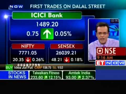 Nifty, Sensex open flat; HCL Tech down