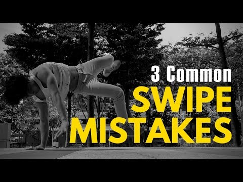 Bboy Power Tutorial | How To Swipe - 3 Swipe Mistakes & How To Correct Them | Breakdance Decoded