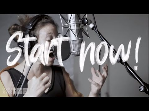 Start Now - Official Lausanne 2020 Song