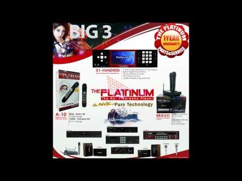 Platinum Karaoke  (RAP Advertisement) - BigShock'D
