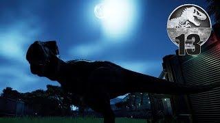 Jurassic World Evolution - Part 13 - Isla Pena: The Cursed Island
