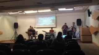 Teus altares - Jorge Camargo (Com Banda Candeeiro)
