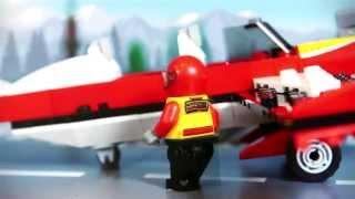 Lego City Аэропорт + Самолет - Авиашоу (Видео - Лего Город)(Смотреть все модели Лего Сити со скидками здесь: http://www.lingvaflavor.com/o/lego-city/ Лего Сити (Lego City) это ожившая мечта..., 2013-10-30T13:20:06.000Z)