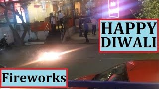 Diwali Fireworks Firecrackers Crackers Sounds Sound Effect in India Bursting Funny Celebration
