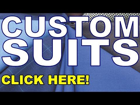 Custom Tailored Suit Eugene Oregon - Custom Tailored Suits