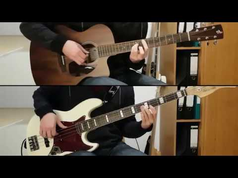 Ain't No Sunshine - Bill Withers | Guitar+Bass Cover