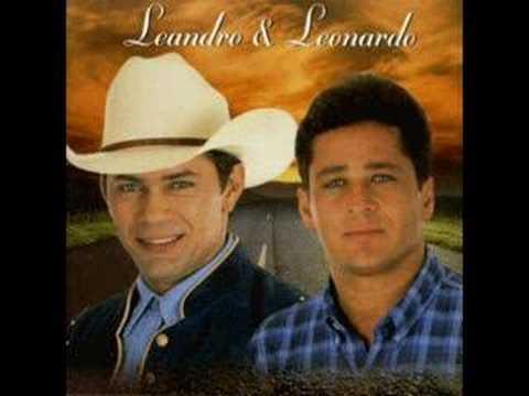 LEANDRO & LEONARDO TEMPORAL DE AMOR HOME PAGE 1998~2000!!!