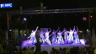 Diwali 2017 - San Antonio downtown - state of Gujarat - 4K